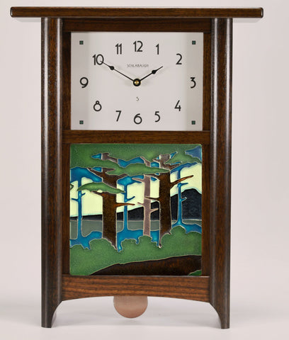 Loft-Series Mantel Clock - Eclipse Gallery