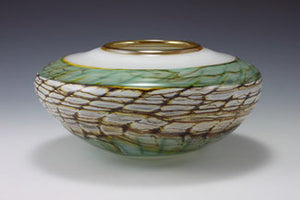 White Opal Open Bowl