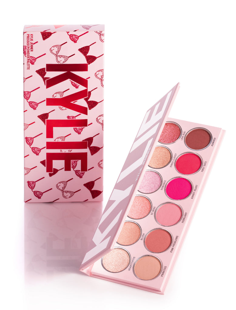 The Valentine Palette