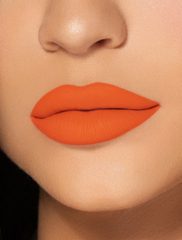 Pumpkin | Matte Lip Kit
