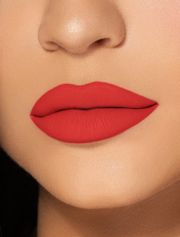 Leave Him On Red | Matte Lip Kit