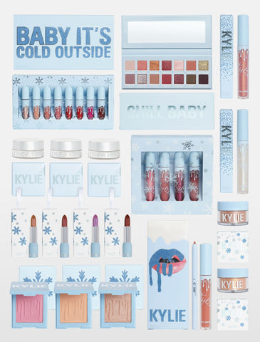 Holiday 4 Piece Lip Set