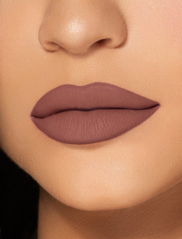 Dirty Peach | Matte Liquid Lipstick