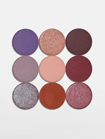 The Burgundy Extended Palette
