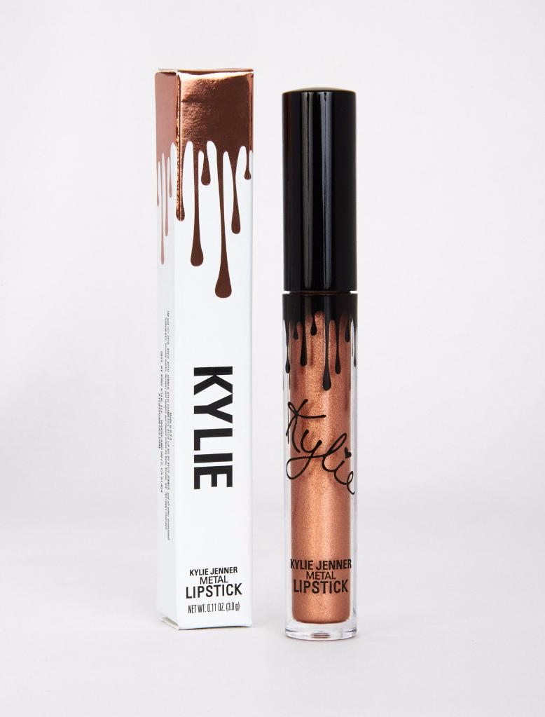Metal Liquid Lipstick Collection Page Kylie Cosmetics Kylie