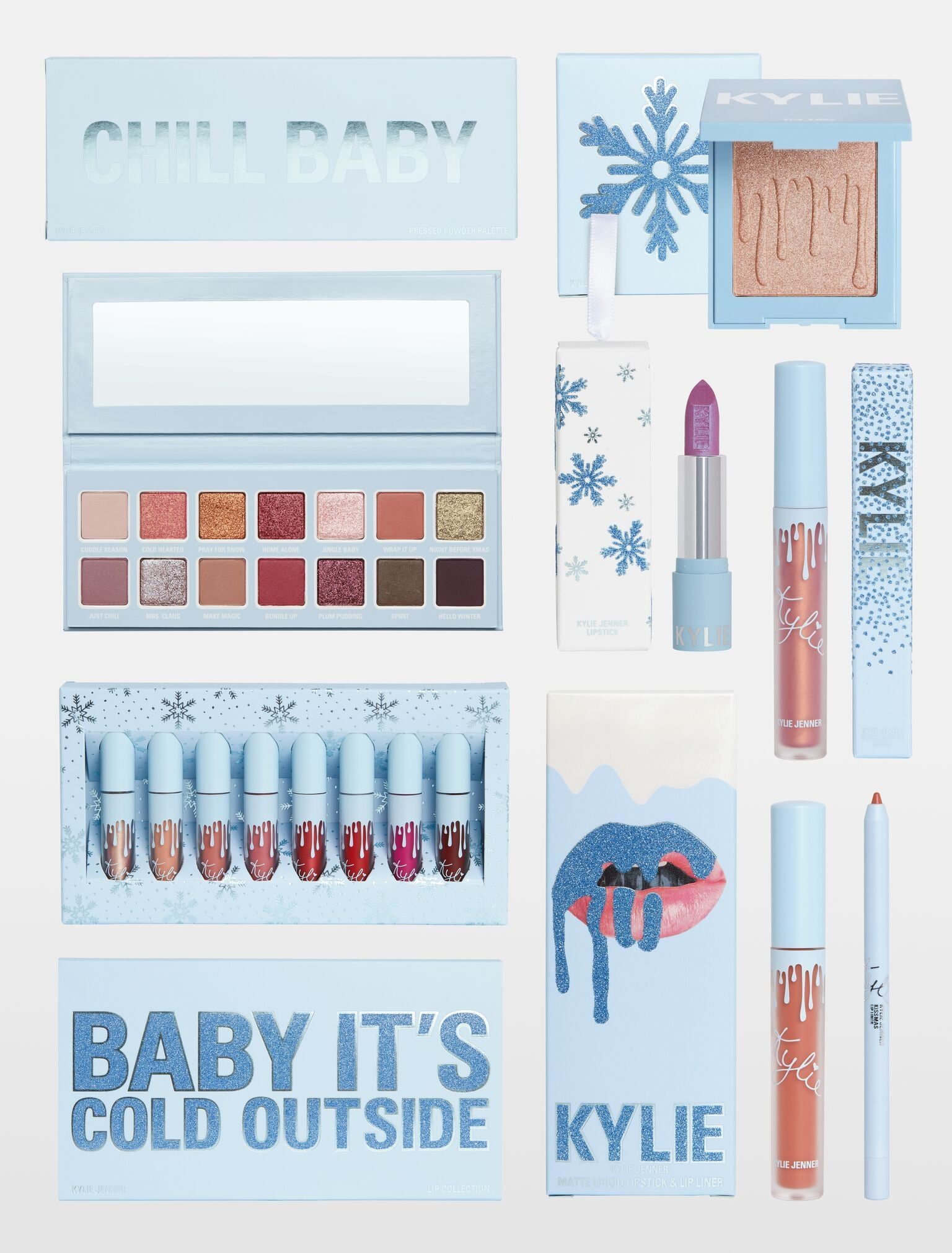 Kylie's Holiday Favorites