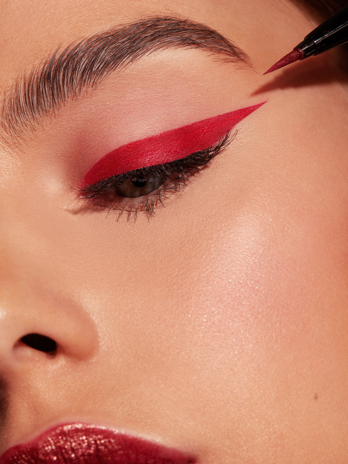 Holiday Red | Kyliner Liquid Liner Pen