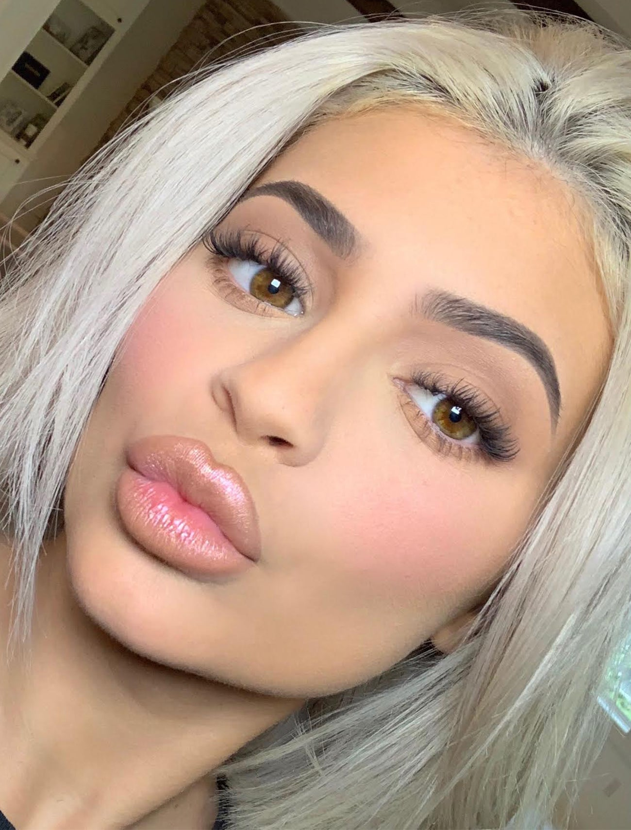 Kylie's Winter Kissed + Snow Cute Combo
