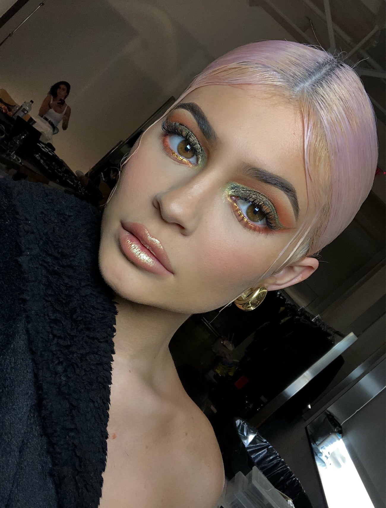 Kylies Halloween Glam Kylie Cosmetics By Kylie Jenner