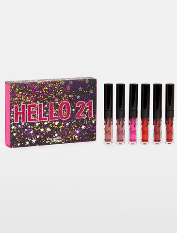 Birthday | Hello 21 Mini Lip Set