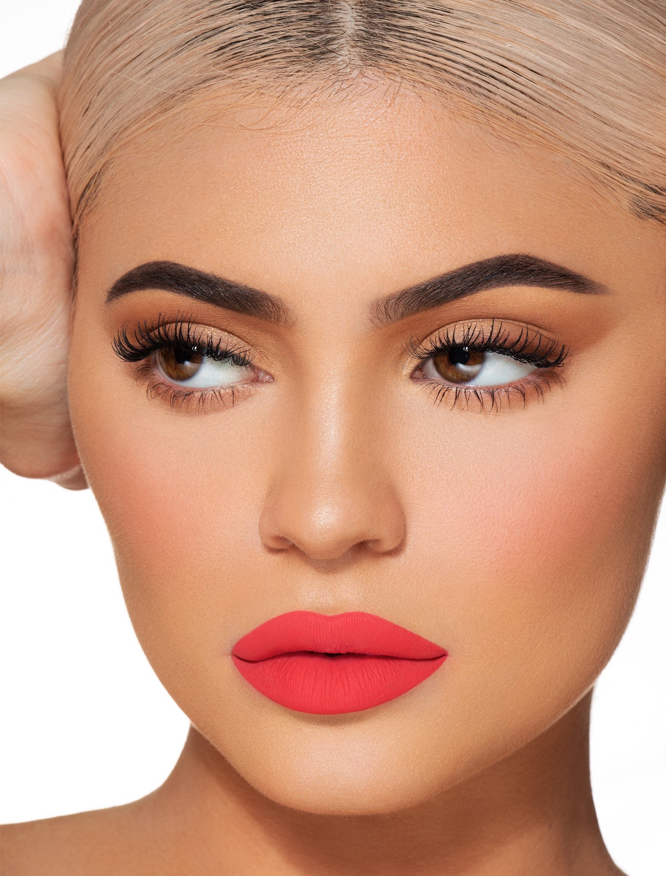 Kylie Lip Stain: Matte Liquid Lipstick Lip Kit