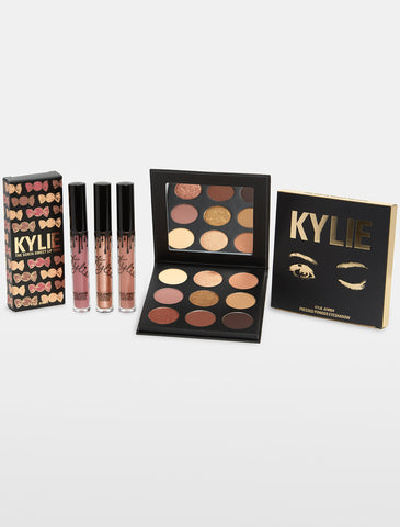 Blush, Bronzer, Kylighter Bundle