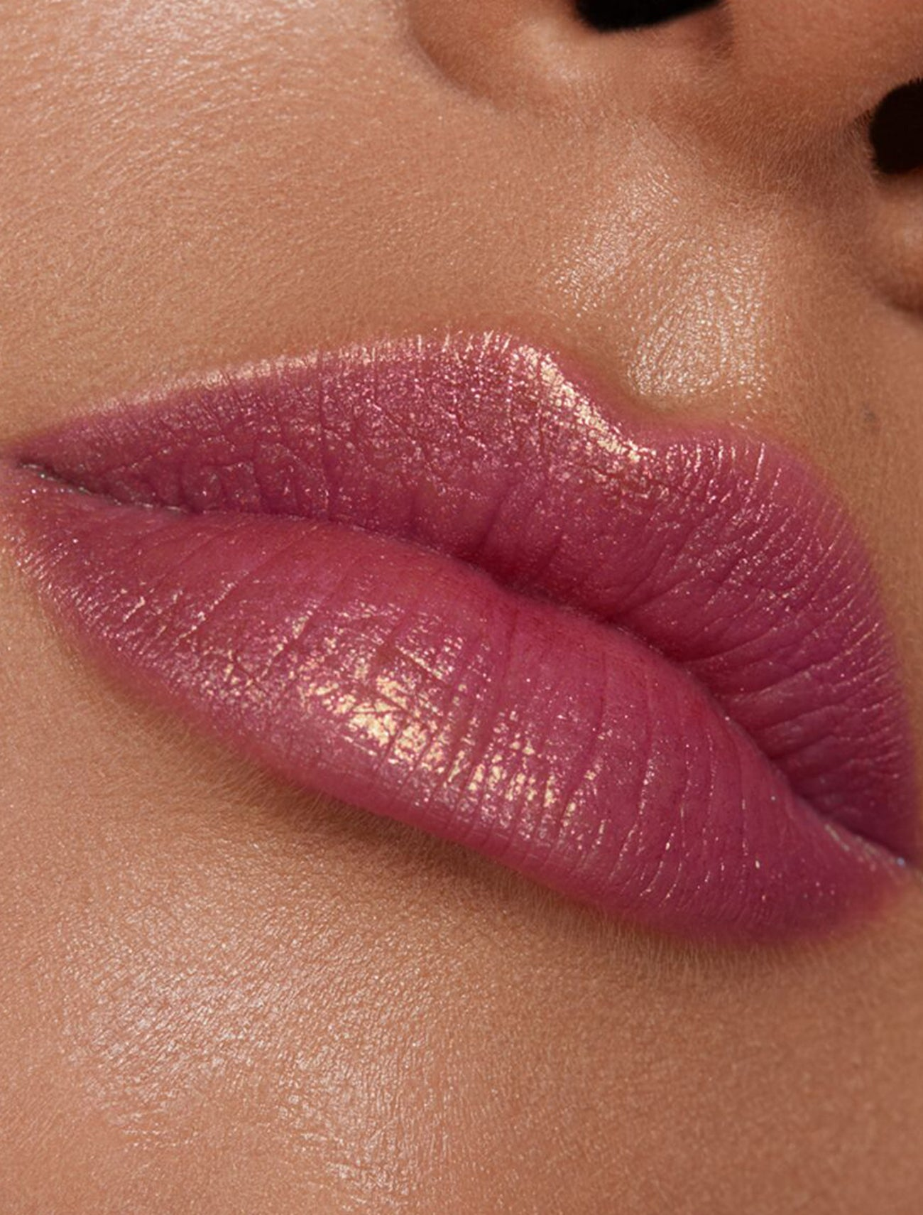 Stay Cozy | Metallic Lipstick