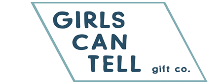 Girls Can Tell gift co. wholesale