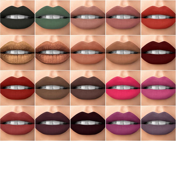 Liquid Matte Lipsticks