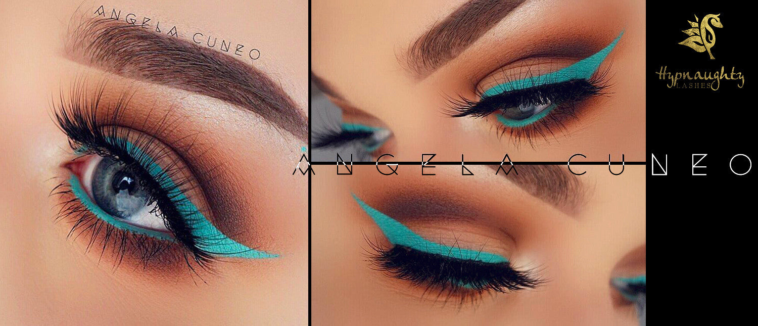 Hypnaughty Lashes HypNaughty by Angela Cuneo instagram beauty blogger