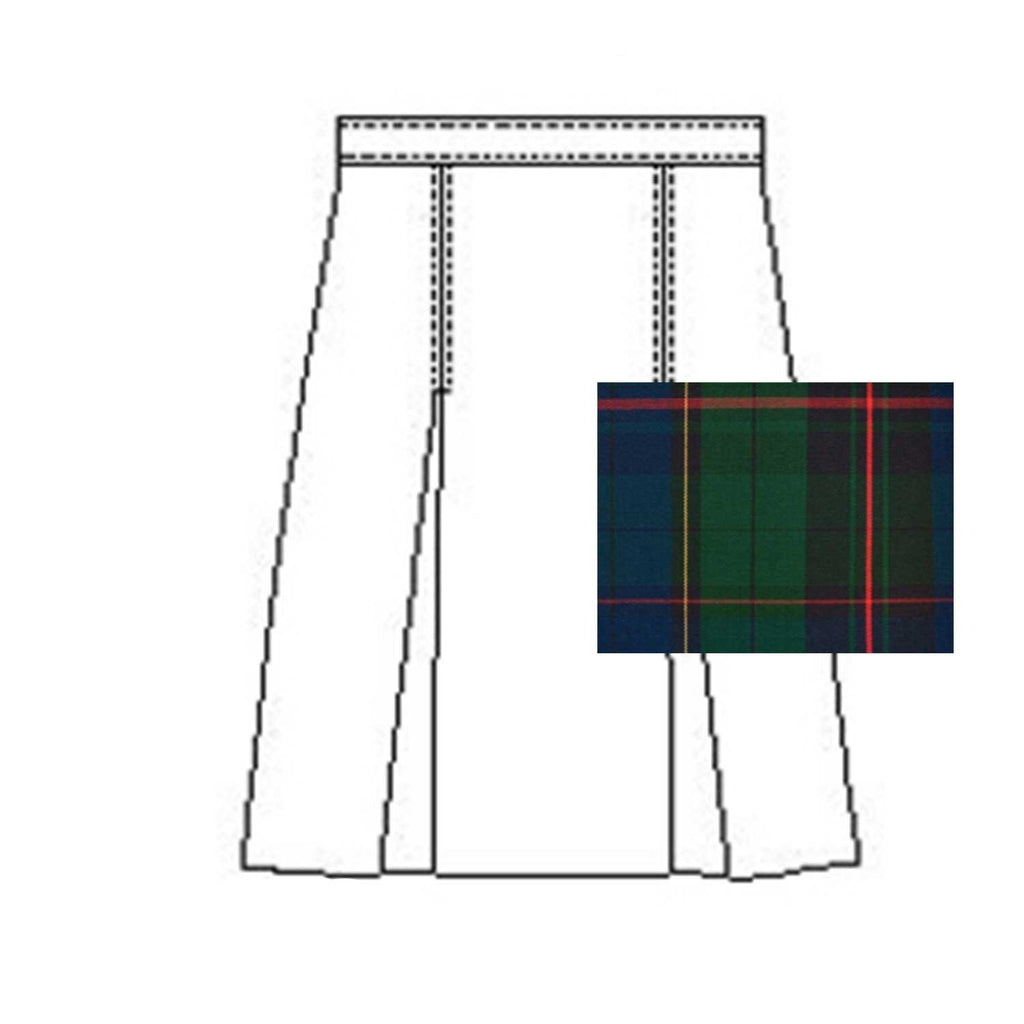 Epiphany Plaid  Skort (GRADES 6th-8th)