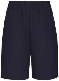 ACS Boys Pleated Pull-On Shorts (PK3, PK4, & Kindergarten)