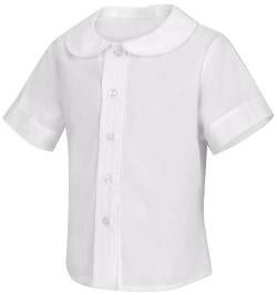 Girls Peterpan Blouse(Grades 1st-3rd)