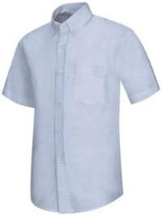 ACS Boys Short Sleeve Button Down Oxford (7th & 8th Grades Only)