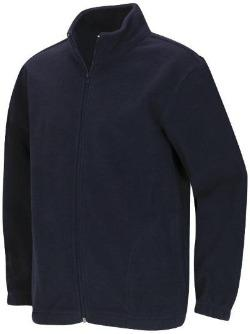 Girls Embroidered Polar Fleece with Logo- FINAL MARKDOWN