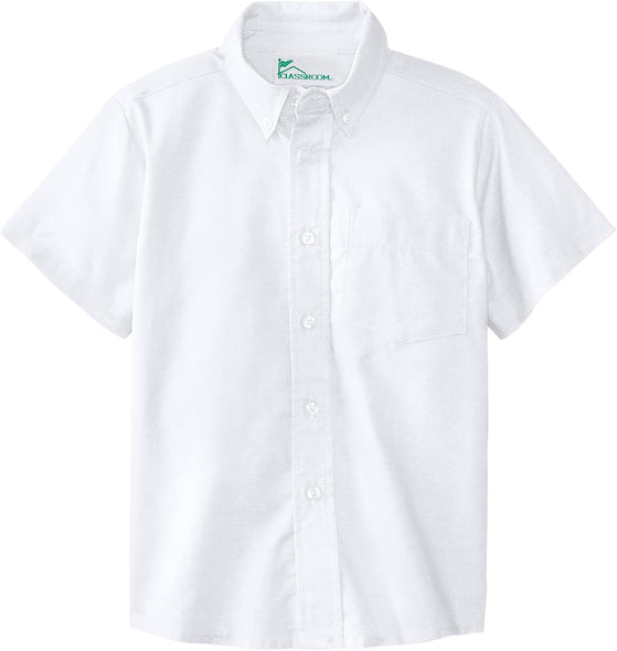 Epiphany White Oxford (K-5th Only)