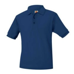 Epiphany Unisex Navy Polo (FOR ALL GRADES) with logo