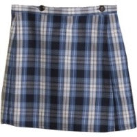 ACS Girls Plaid Wrap Skort (K-5th Grades ONLY)