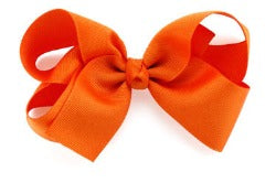 Tiger Academy Solid Color Bows