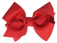 YWLA Solid Color Hair Bow