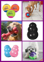 Dog Toys - KONG, Petstages, Pawplay & More!