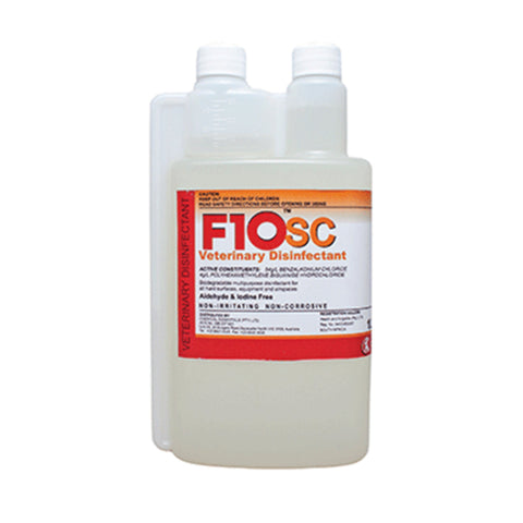 F10 SC Veterinary Disinfectant 200ml