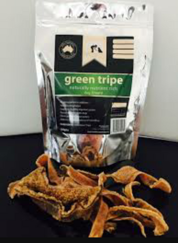 Green Tripe Treats MM 200gm