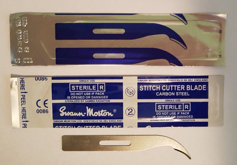 Swann-Morton Stitch Cutter Blade