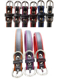 High Quality Padded Collars & Optional Matching Lead
