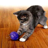 KONG Active Cat Treat Ball Dispenser