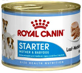Royal Canin Starter Mousse Mother & Baby Dog **New Packaging, Same Formula**