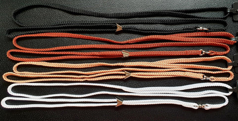 Beau Pets All in One Show Lead 7mm Flat