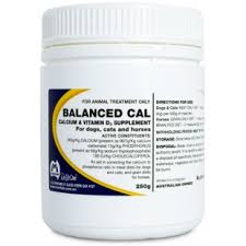 Balanced Cal Powder 250gm
