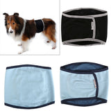 DOG Belly Bands - Incontinence/House training (Small to XL Dogs)
