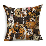 Cushion Covers - Various Breeds Available! $9.95!