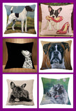 Cushion Covers - Many Breeds Available!