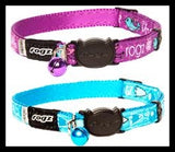 Rogz Fancycat Safeloc Cat Collars