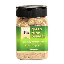 MM GREEN TRIPE POWDER (Human Grade) Nutrient Rich Meal Topper!