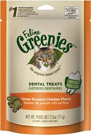 Greenies - Feline Dental Treats 71gm
