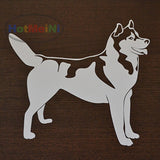 STICKERS/DECALS - M to Z BREEDS