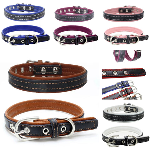 Beautiful Padded Collars