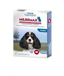 Milbemax AllWormer 2 Tablet Pack 0.5 to 5kg