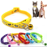 "Puppy ID Collars ""Dogs"" Set of 6 or Single Collars"