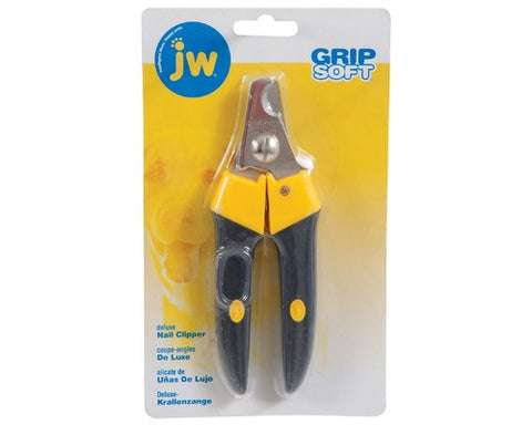 Grip Soft Deluxe Nail Clippers - LARGE